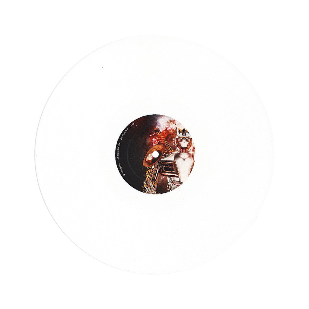 Hypnotic Brass Ensemble - 'Bulletproof Brass EP' [(White) Vinyl EP]