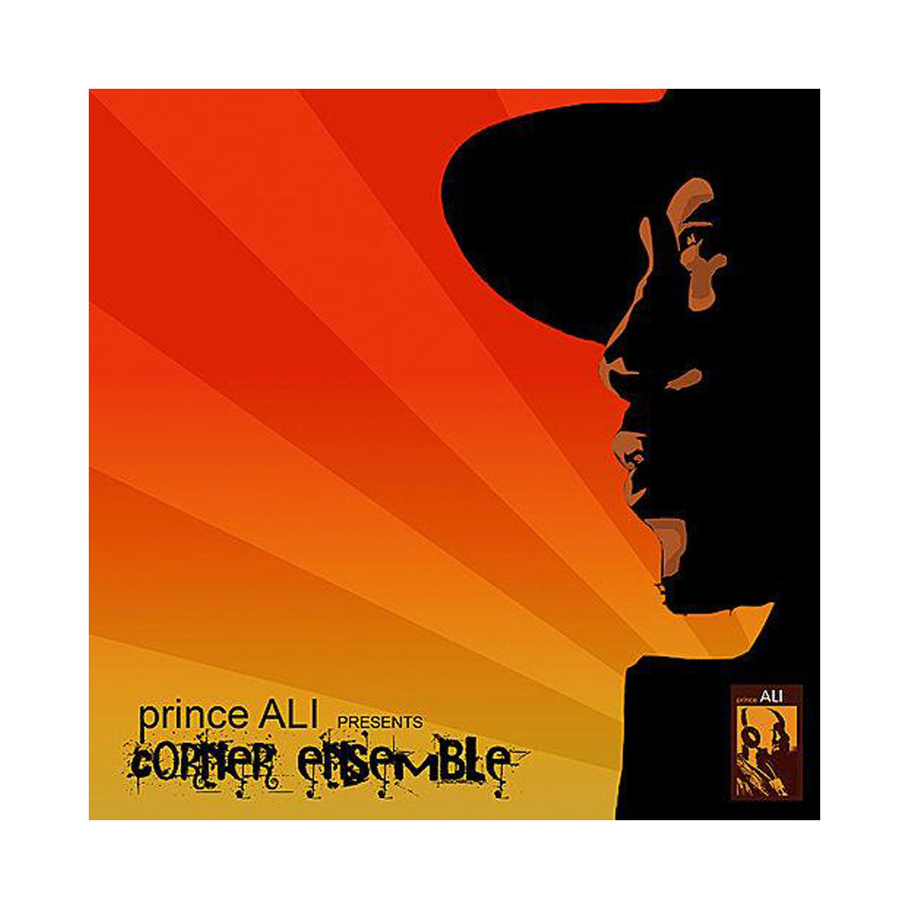 Prince Ali - 'Corner Ensemble' [CD]