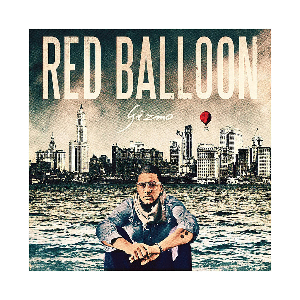 <!--020121002003272-->Gizmo - 'Red Balloon' [CD]