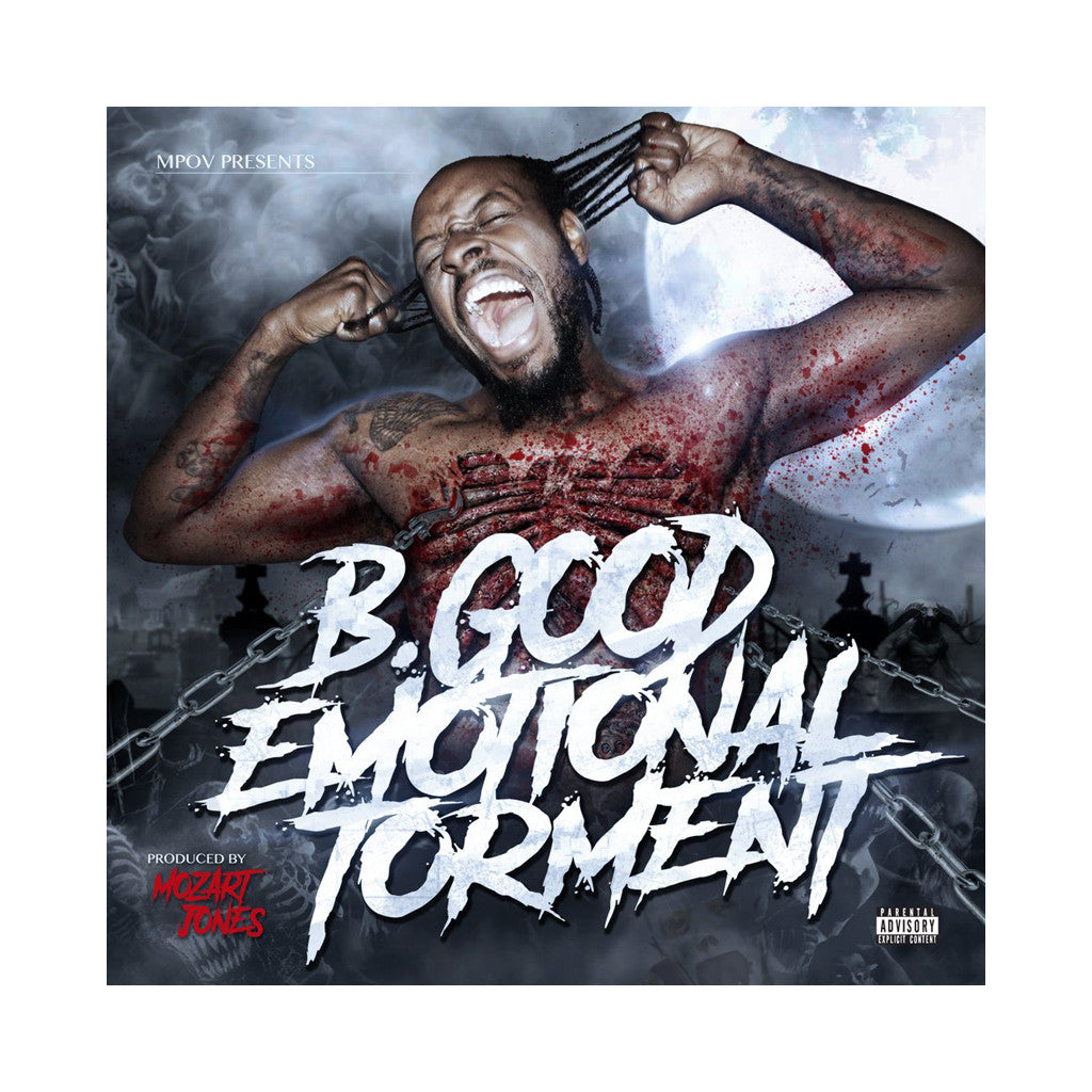 B.Good - 'Emotional Torment' [CD]