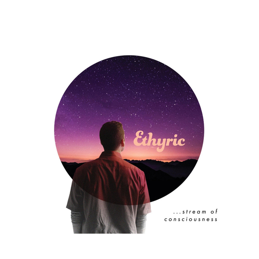 Ethyric - 'Stream Of Consciousness' [CD]