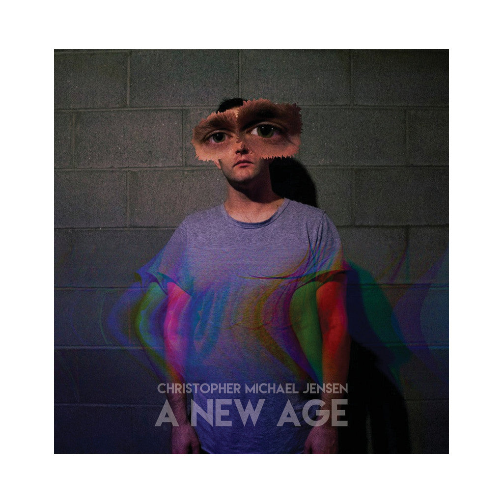 Christopher Michael Jensen - 'A New Age' [CD]