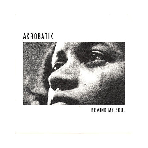 "Akrobatik - 'Remind My Soul/ Livin' In The City' [(Black) 12"" Vinyl Single]"