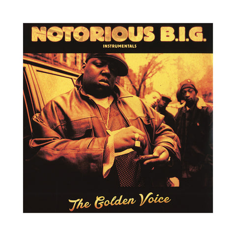 The Notorious B.I.G. - 'The Golden Voice' [(Black) Vinyl [2LP]]