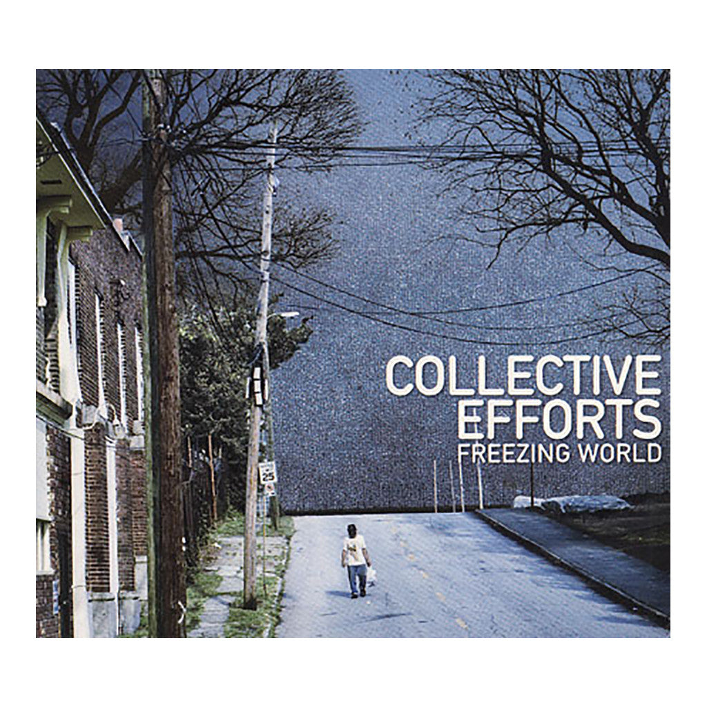 <!--2010052539-->Collective Efforts - 'Freezing World' [CD]