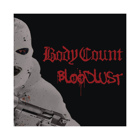 "[""Body Count - 'Bloodlust' [(Black) Vinyl [2LP]]""]"