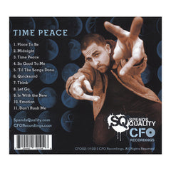 <!--020130416055146-->Spends Quality w/ Mr. Tay - 'Time Peace' [CD]