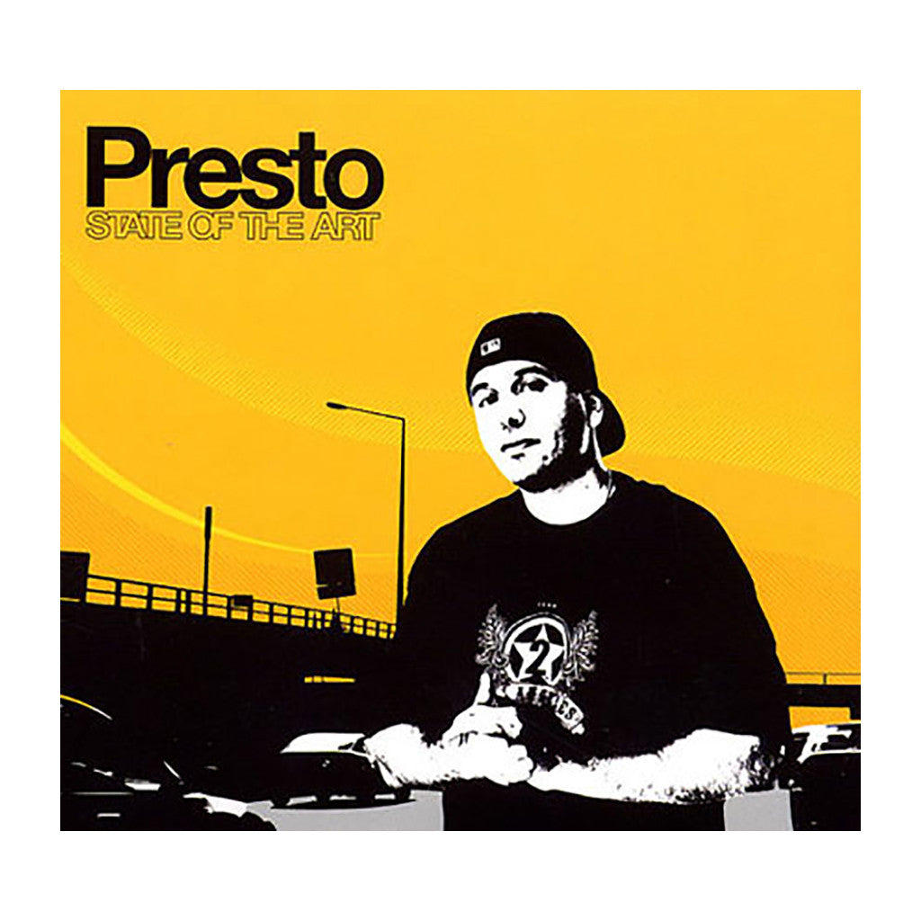<!--020080610014012-->Presto - 'State Of The Art' [CD]