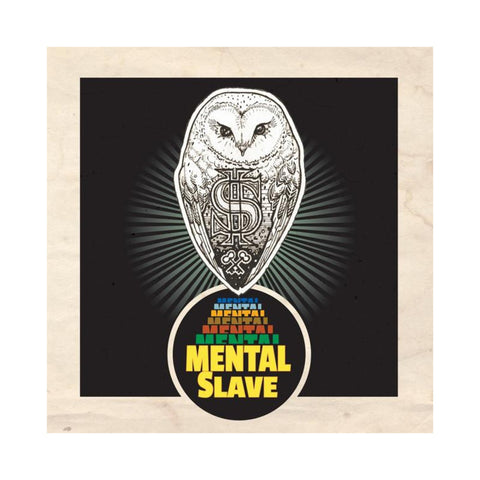 Grimez - 'Mental Slave' [(Black) Vinyl LP]