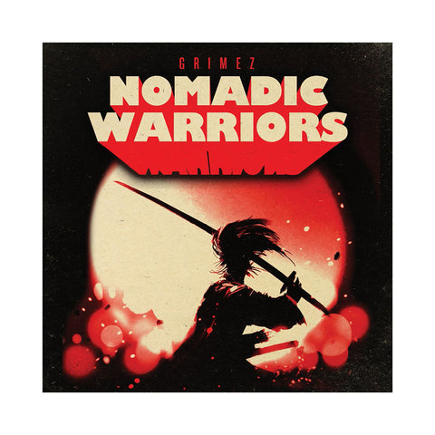 "[""Grimez - 'Nomadic Warriors 2' [(Black) Vinyl LP]""]"