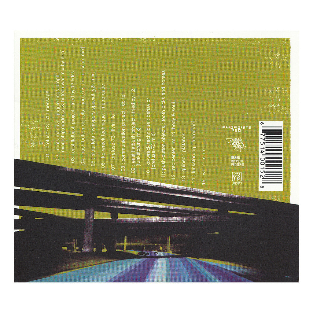 Various Artists - 'Rapid Transit' [CD]