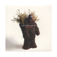 "<!--2010092856-->Free Moral Agents - 'North Is Red/ North Is Red (Tony Allen Remix)' [(Black) 10"" Vinyl Single]"