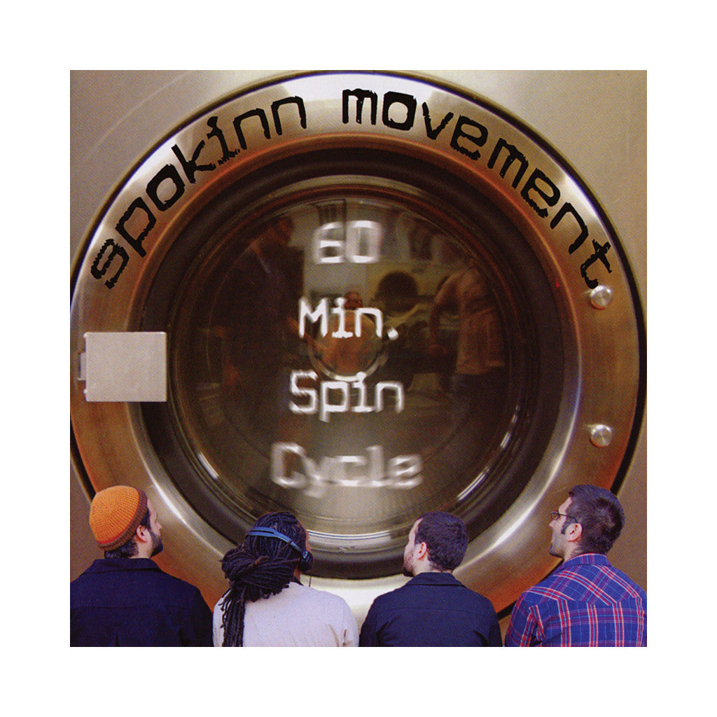 <!--020070508009527-->Spokinn Movement - '60 Minute Spin Cycle' [CD]