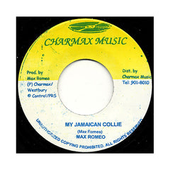 "<!--019720509013789-->Max Romeo - 'My Jamaican Collie/ Push It Down' [(Black) 7"" Vinyl Single]"