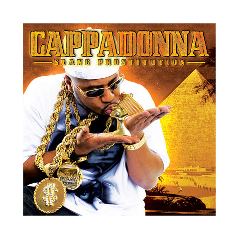 Cappadonna - 'Slang Prostitution' [CD]