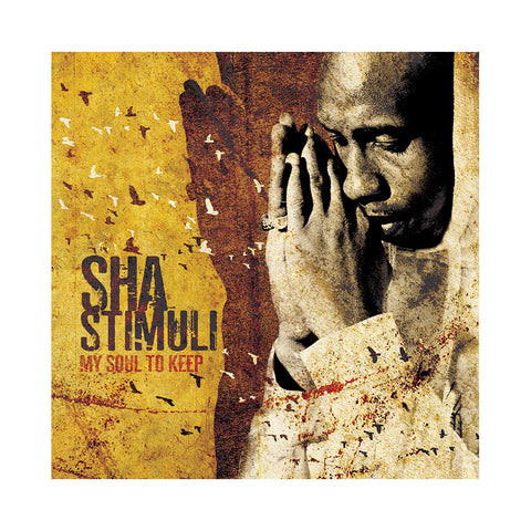 Sha Stimuli - 'My Soul To Keep' [CD]