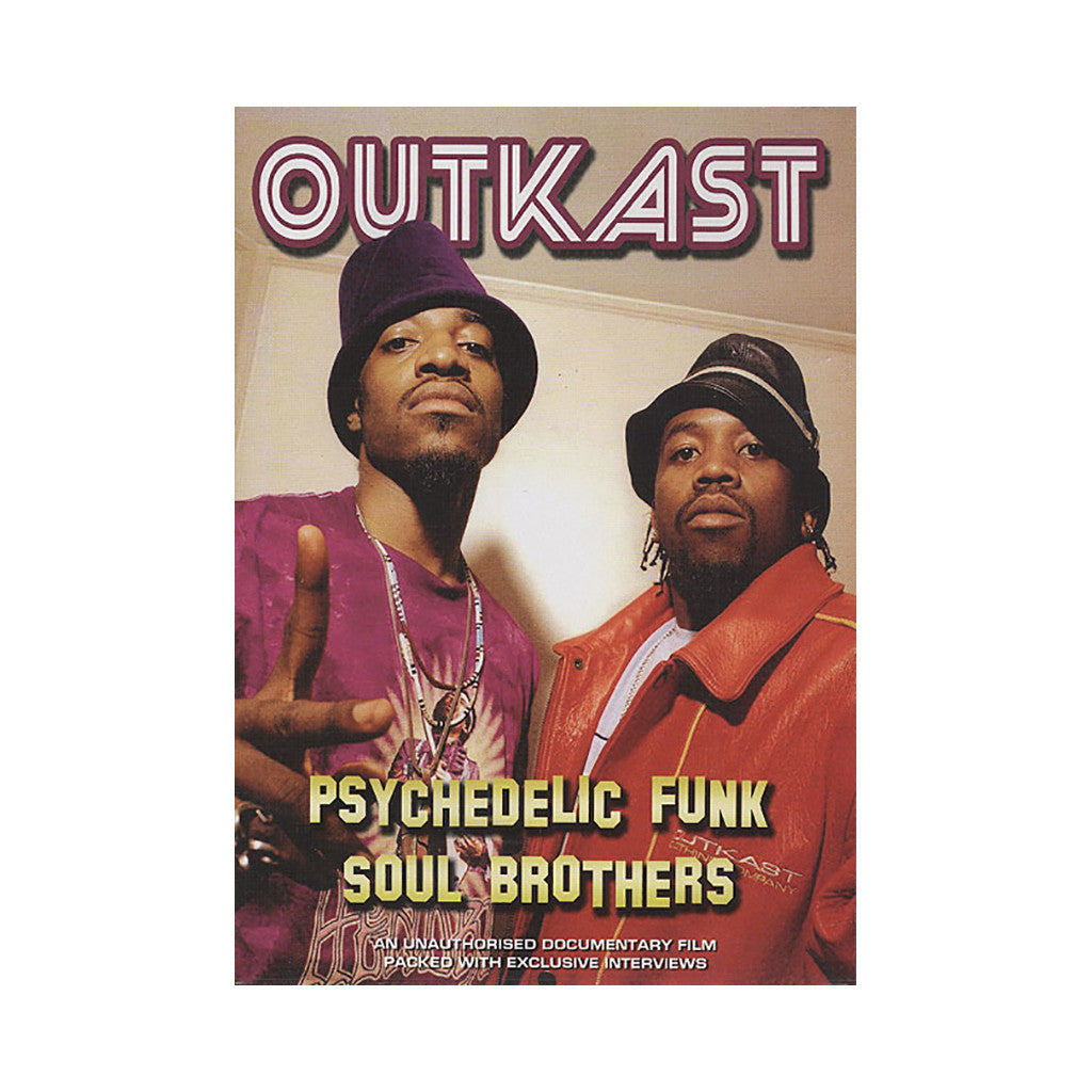 <!--020040629009869-->OutKast - 'Psychedelic Funk Soul Brothers' [DVD]