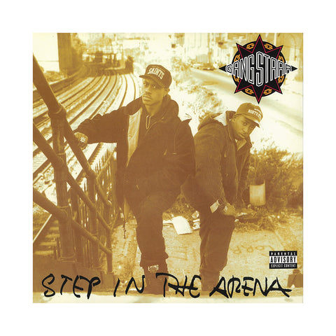 "[""Gang Starr - 'Step In The Arena' [CD]""]"