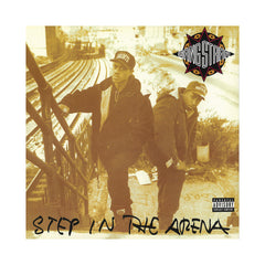 <!--1991011522-->Gang Starr - 'Step In The Arena' [CD]