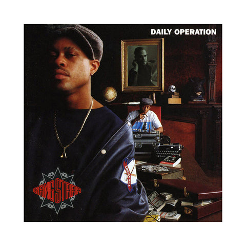 "[""Gang Starr - 'Daily Operation' [CD]""]"