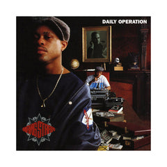 Gang Starr - 'Daily Operation' [CD]