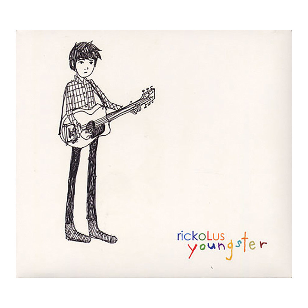 <!--120100824001478-->Rickolus - 'Youngster' [CD]