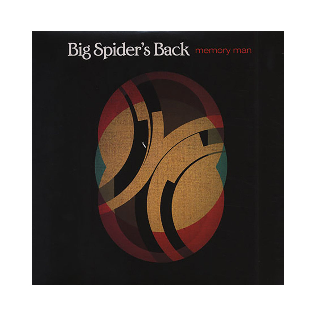Big Spider's Back - 'Memory Man' [(Black) Vinyl LP]