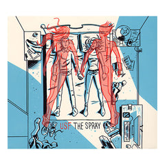 <!--2011102537-->USF - 'The Spray' [CD]