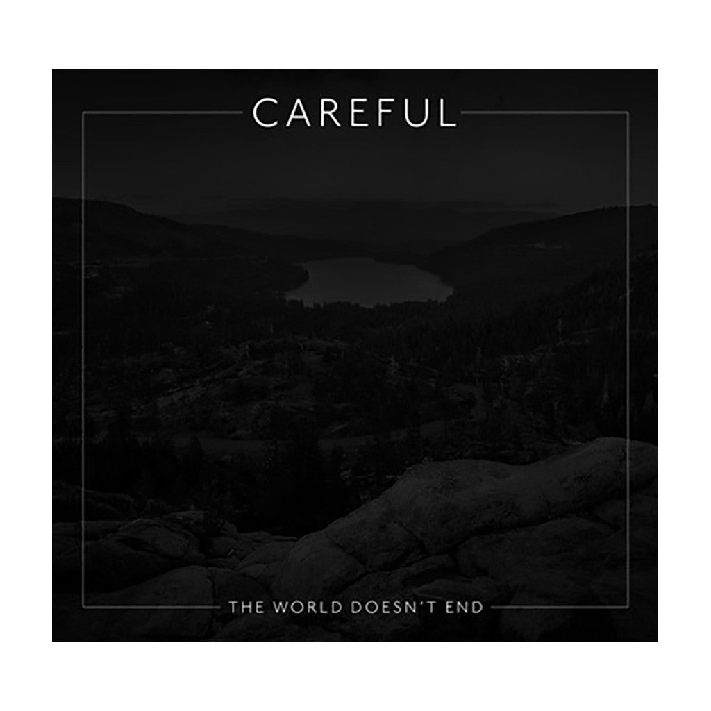 <!--2014050636-->Careful - 'The World Doesn't End' [CD]