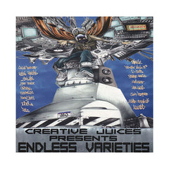 Creative Juices - 'Endless Varieties Vol. 1' [CD]