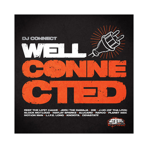 DJ Connect - 'Well Connected' [CD]