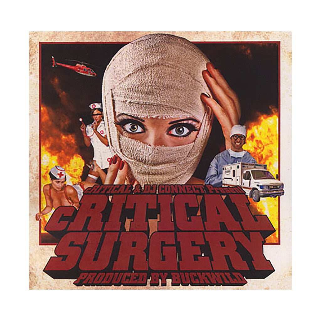 Critical & DJ Connect - 'Surgery' [CD]