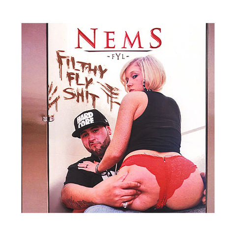 Nems - 'Filthy Fly Shit' [CD]