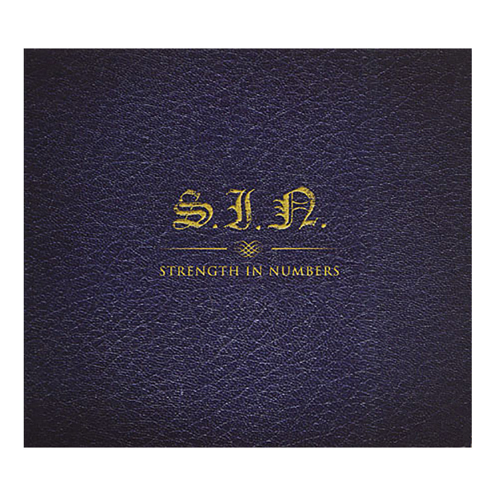 <!--120120306042978-->I Am Many w/ Logik Proof - 'S.I.N. (Strength In Numbers)' [CD]