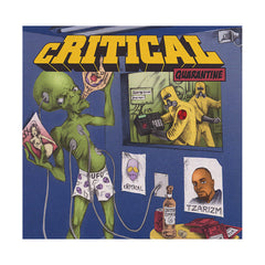 <!--120120717047527-->Critical w/ TzariZM - 'Quarantine EP' [CD]