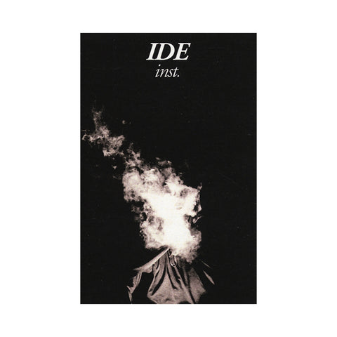 "[""IDE - 'inst.' [(Black) Cassette Tape]""]"