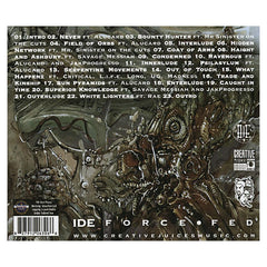 <!--020070417009463-->IDE - 'Force Fed' [CD]