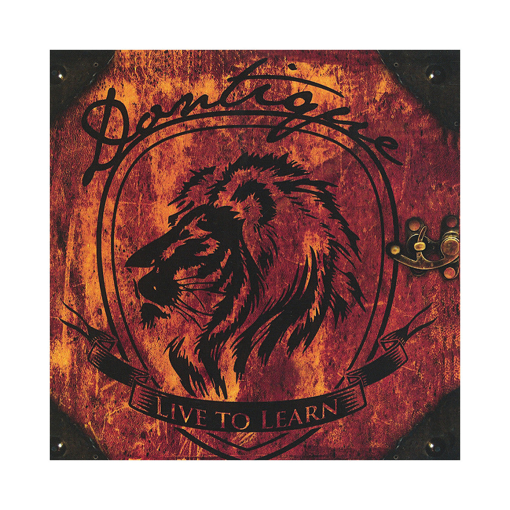 Dontique - 'Live To Learn' [CD]