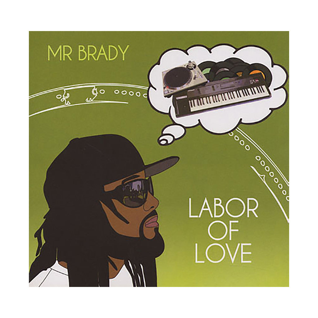<!--120101221025230-->Mr. Brady - 'Labor Of Love' [CD]