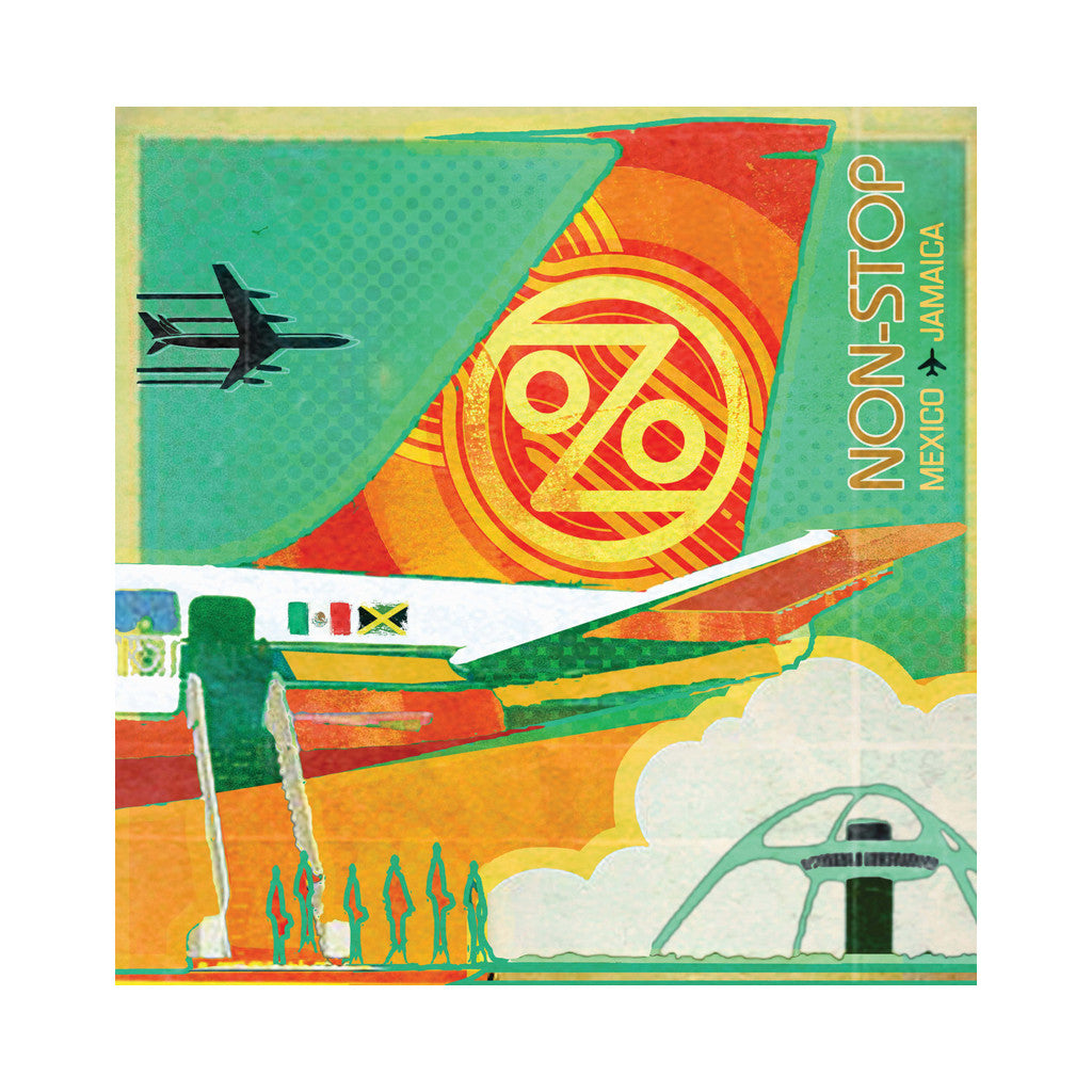 Ozomatli - 'Non-stop: Mexico To Jamaica' [(Black) Vinyl LP]