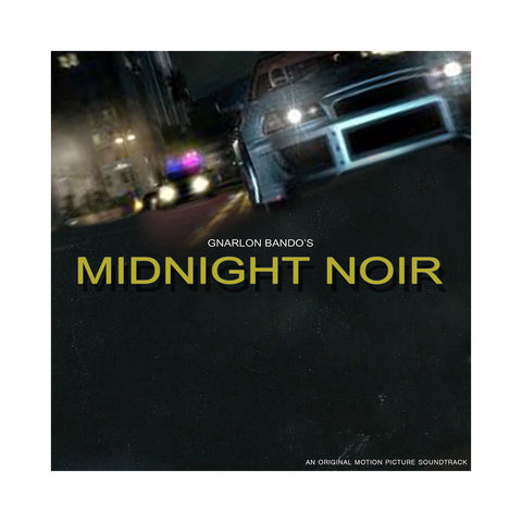 "[""Lee Bannon - 'Gnarlon Bando's Midnight Noir' [CD]""]"