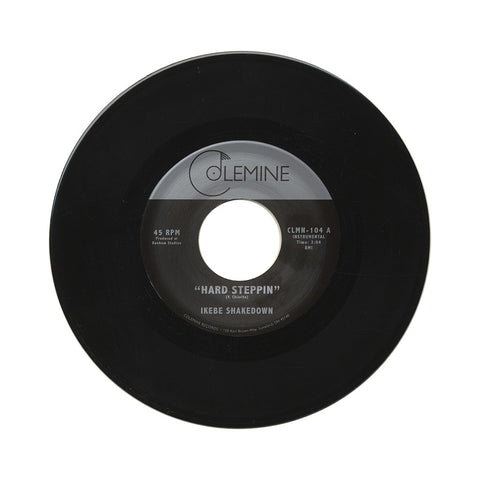 "[""Ikebe Shakedown - 'Hard Steppin'/ The Prisoner' [(Black) 7\"" Vinyl Single]""]"
