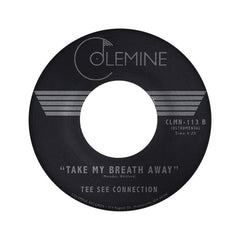 "<!--120121127052091-->Tee See Connection - 'Black Mamba/ Take My Breath Away' [(Black) 7"" Vinyl Single]"
