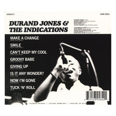 Durand Jones & The Indications - 'Durand Jones & The Indications' [CD]