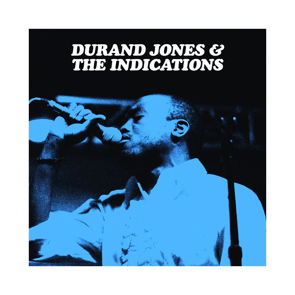 Durand Jones & The Indications - 'Durand Jones & The Indications' [Cassette Tape]