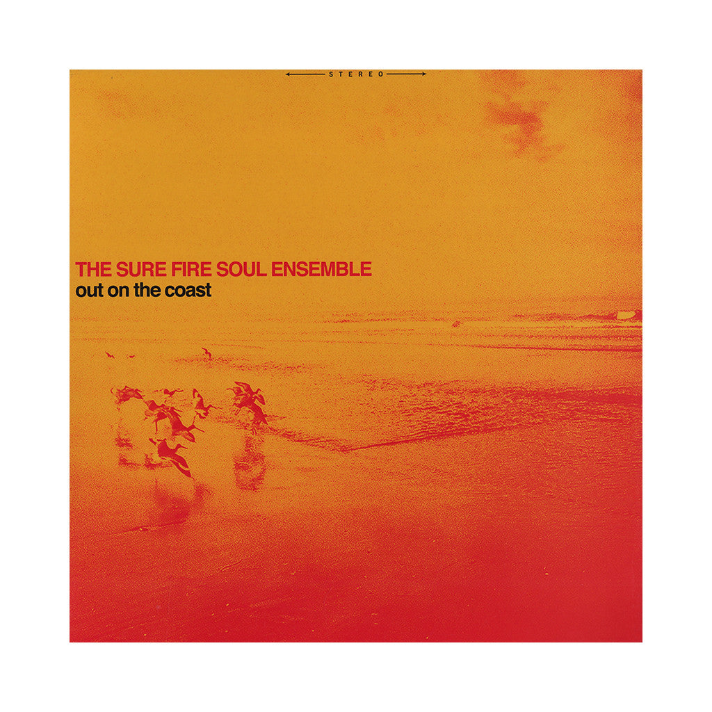 The Sure Fire Soul Ensemble - 'Out On The Coast' [Cassette Tape]