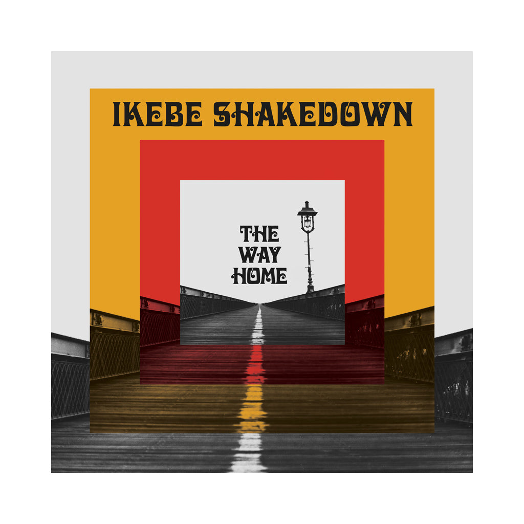 Ikebe Shakedown - 'The Way Home' [Cassette Tape]