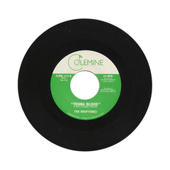"<!--120140415062907-->The Droptones - 'Don't Get Caught/ Young Blood' [(Black) 7"" Vinyl Single]"