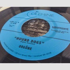 "Orgone - 'Big Day/ Hound Dogs' [(Gold) 7"" Vinyl Single]"