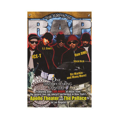 "[""'The Roots Of Rap' [DVD [2DVD]]""]"